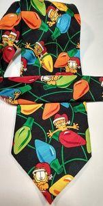 Garfield Holiday Tie